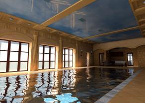 Заказать проект бетонного бассейна в Херсоне. Профи Строй