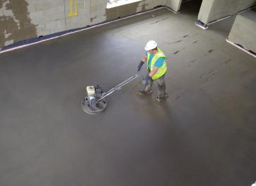Замовити заливку промислового бетонної підлоги в Херсоні ціна. Розрахувати вартість бетонної промислової підлоги