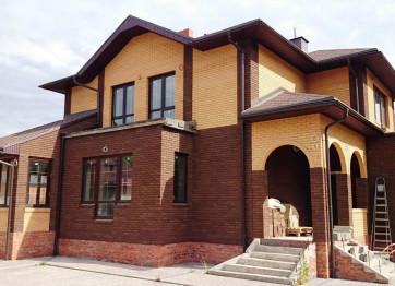 Дизайнерский ремонт домов под ключ Профи Строй