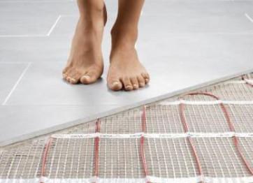 Замовити монтаж теплого електричного підлоги