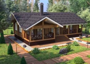 Construction of frame houses in Nikolaev