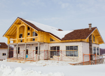 Construction of private houses, summer residences and cottages in Kherson. Profi Stroy