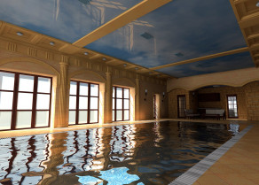 To order the project of a concrete pool in Kherson. Profi Stroy