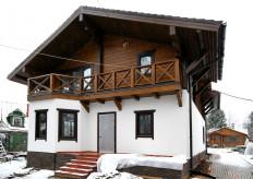 Дом из Сип Панелей-3