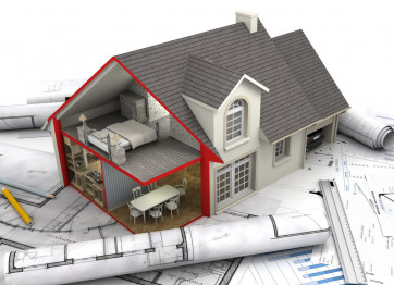 Where to start building a house