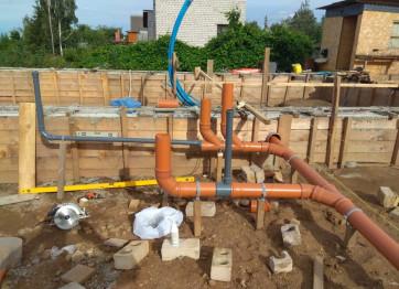 Какую выбрать автономную систему канализации в Херсоне. Подключение канализации в Херсоне Профи Строй