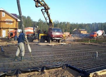 Заказать бетонные работы от компании Профи Строй в Херсоне и Николаеве