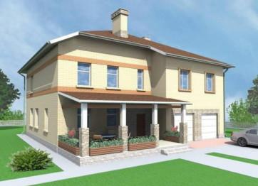 Сколько стоит построить дом в 2021 году?