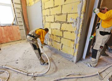 Найняти професійних обробників для внутрішніх і зовнішніх робіт в Херсоні Профі Строй