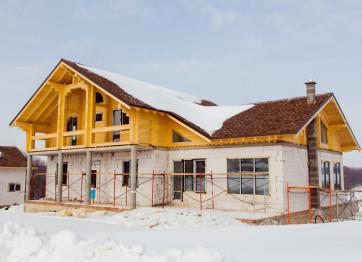 Строительство частных домов, дач и коттеджей в Херсоне. Профи Строй