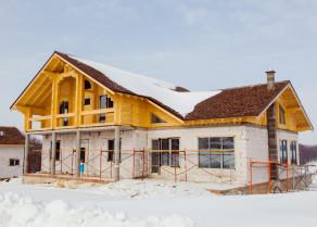 Строительство частных домов, дач и коттеджей в Херсоне, Киеве. Профи Строй