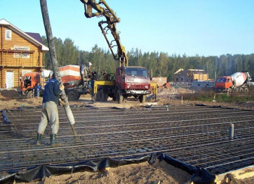 To order concrete works from the company Profi Stroy in Kherson and Nikolaev