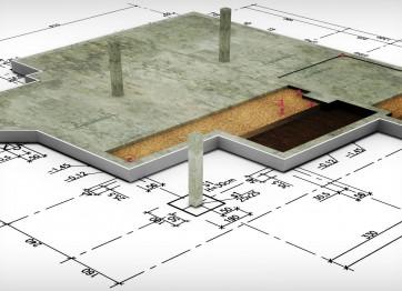 Замовити конструктивну частину (розрахунок фундаменту) в Херсоні