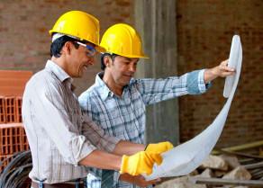Як вибрати підрядника для будівництва будинку?