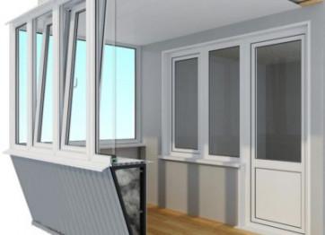 Получение разрешения на увеличение балкона