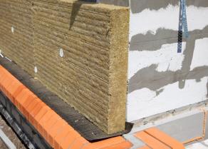 Утепление стен из газобетона минеральной ватой. Профи Строй